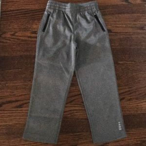 Lands End Casual Pants with Reinforced Knees